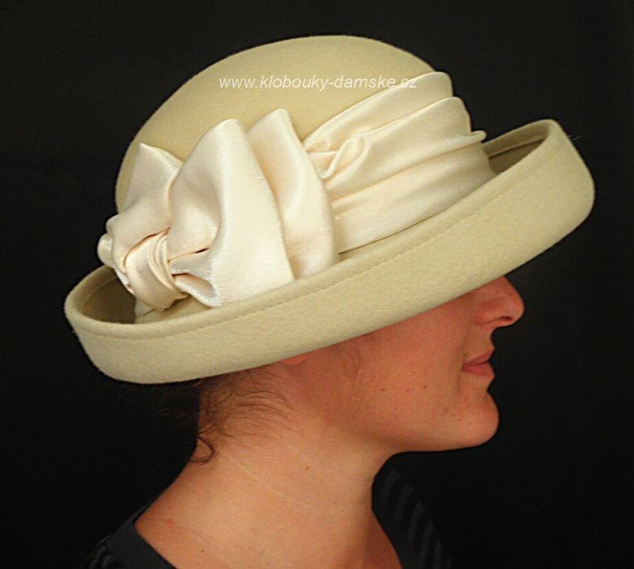 Filcový klobouk č.4265