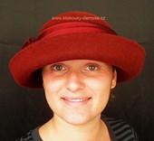 Filcový klobouk č.4242