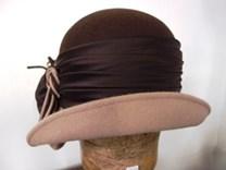 Filcový klobouk č.5409