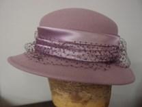 Filcový klobouk č.5753