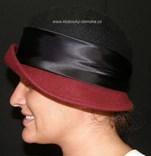 Filcový klobouk č.4344