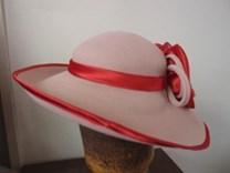 Filcový klobouk č.6192