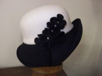 Filcový klobouk č.5615