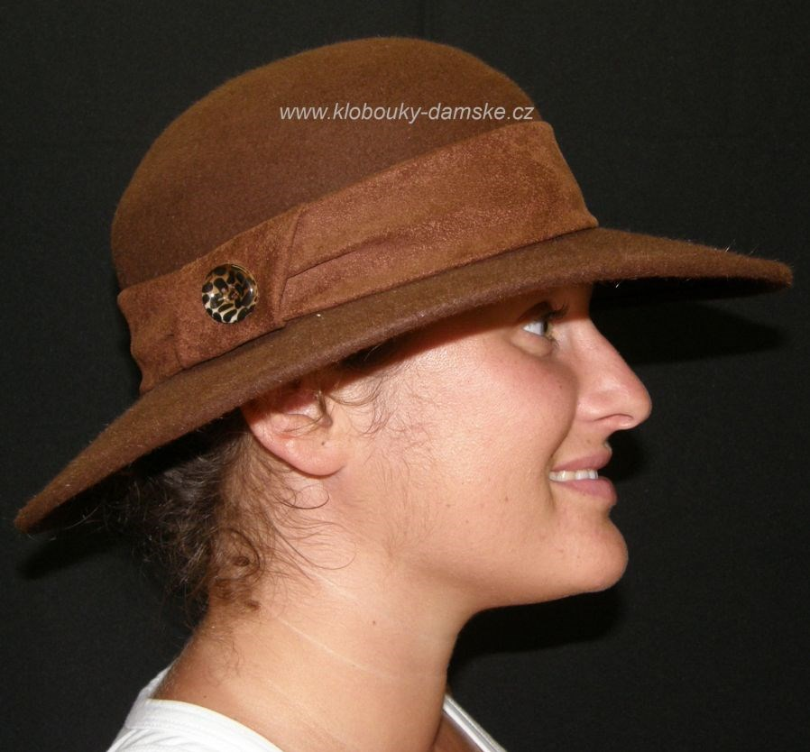 Filcový klobouk č.4346