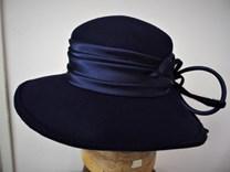 Filcový klobouk č. 7499