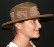 Filcový klobouk č.4347