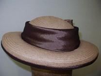 Letní klobouk z panamy č.4644