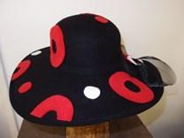 Extravagantní klobouk č.5254