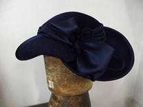 Filcový klobouk č. 7462