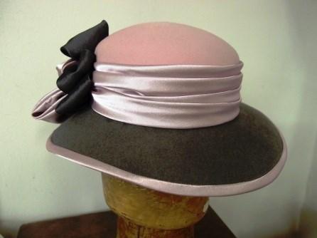 Filcový klobouk č.5314