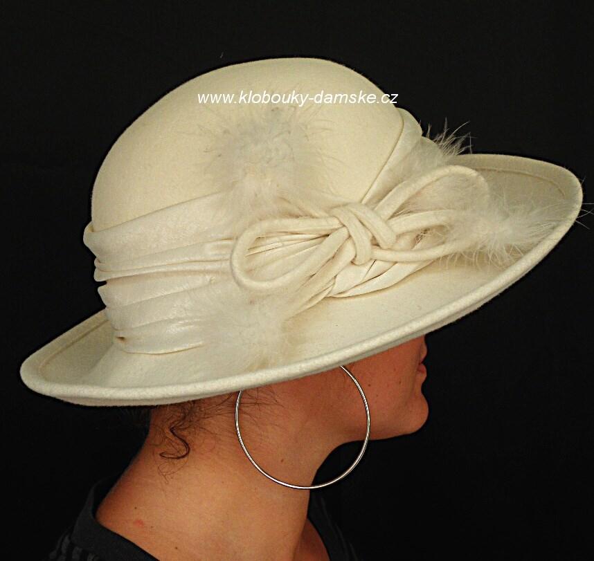 Filcový klobouk č.4285