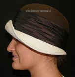Filcový klobouk č.4349