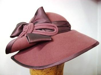 Filcový klobouk č.6119