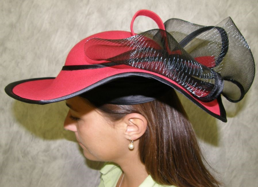 Luxusní klobouk č.4406