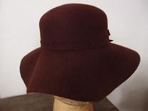 Filcový klobouk č.6355