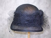 Smuteční klobouk číslo 4109