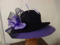 Filcový klobouk č.5281