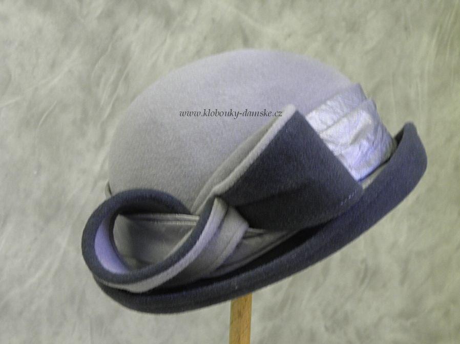 Filcový klobouk č.4617