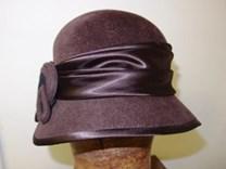 Filcový klobouk č.5617