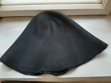 Polotovar na klobouky