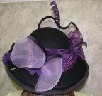 Extravagantní klobouk č.4404