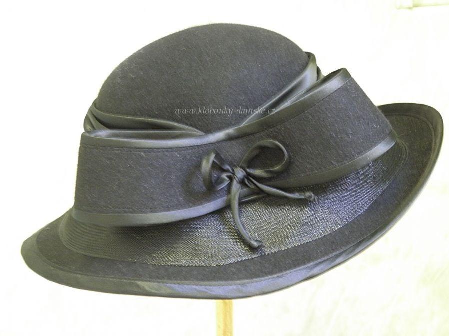 Filcový klobouk č.4620
