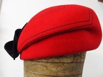 Filcový baret č. 7337