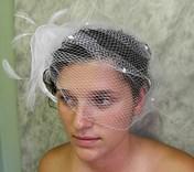 Svatební ozdoba do vlasů  číslo 3969