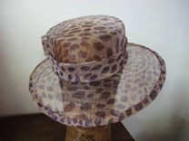 Letní klobouk č.6182