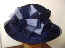 Filcový klobouk č.5974
