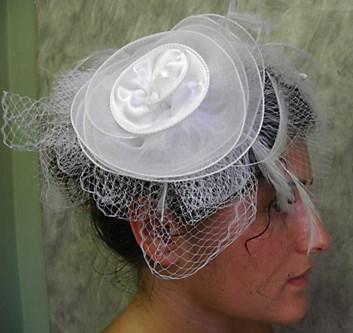 Svatební ozdoba do vlasů  č.3969
