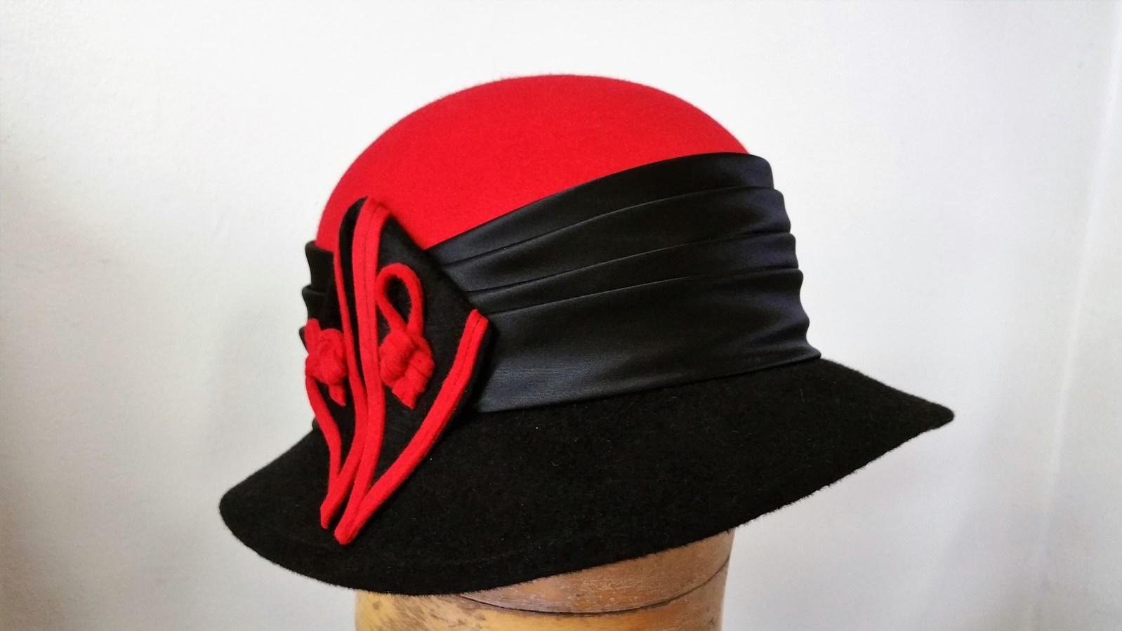 Filcový klobouk č. 7303