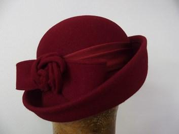 Filcový klobouk č. 7489