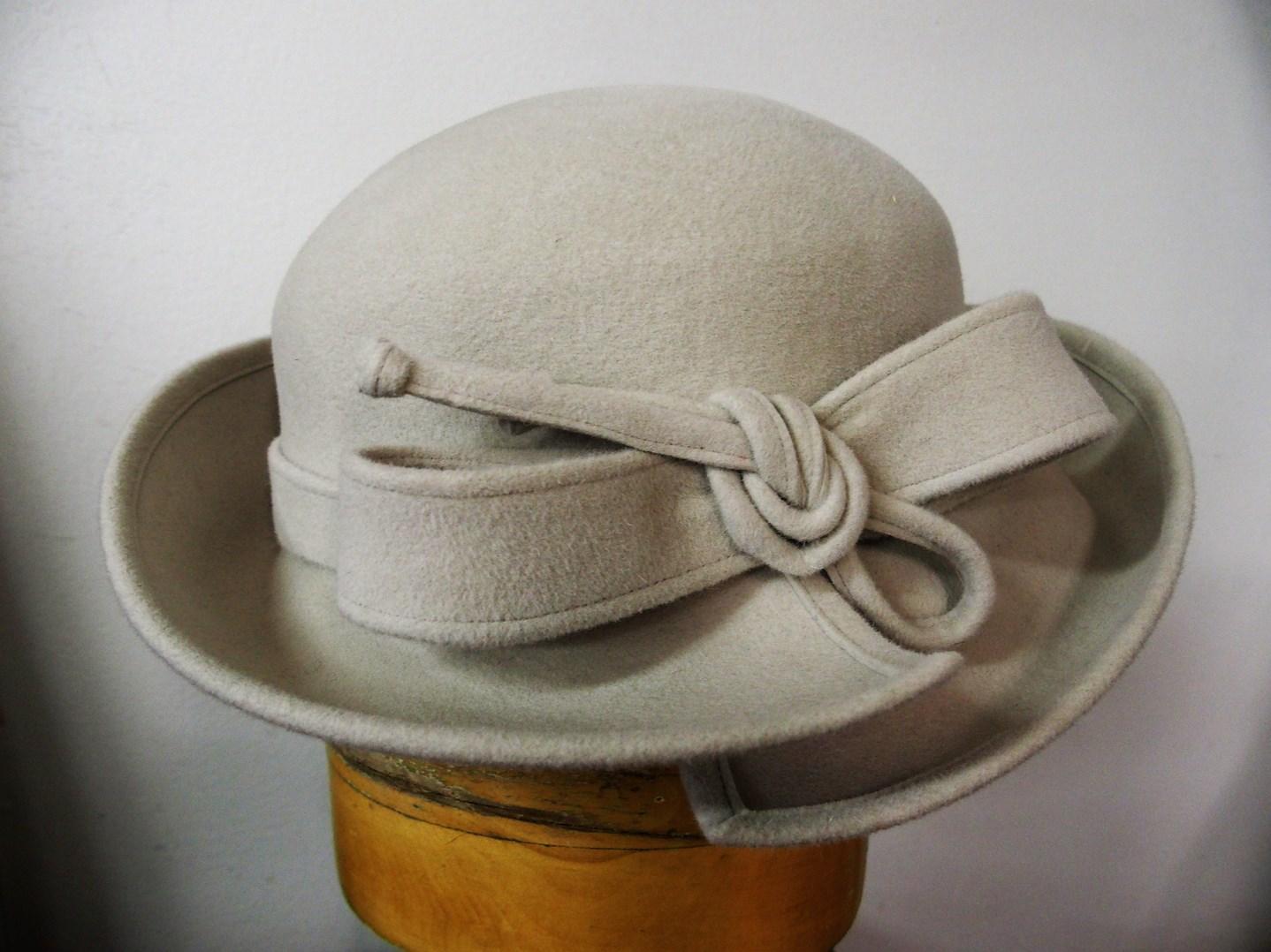 Filcový klobouk č.7472