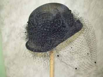Smuteční klobouk č.4109