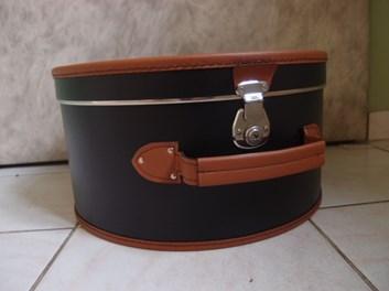Kufr na klobouky 40 cm
