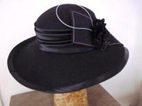 Filcový klobouk č.5232
