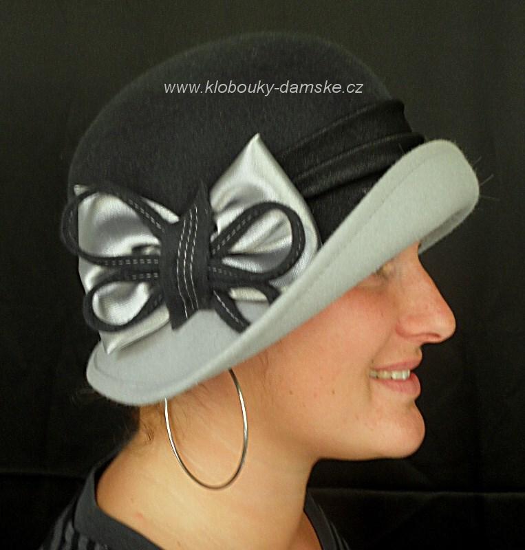Filcový klobouk č.4227