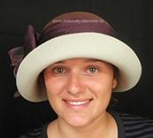 Filcový klobouk č.4256