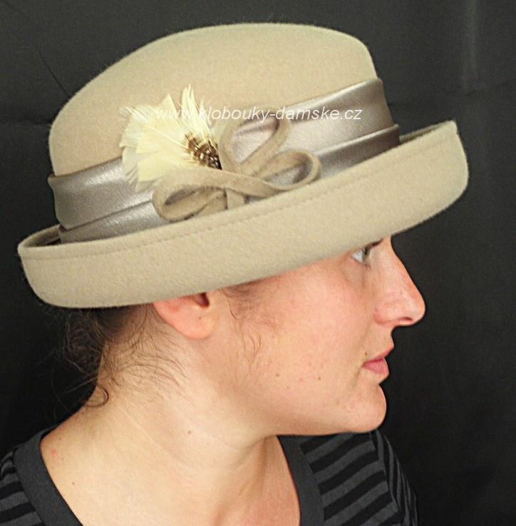 Filcový klobouk č.4271