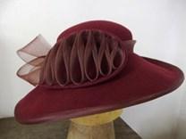 Filcový klobouk č.6753
