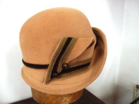 Filcový klobouk č.5614
