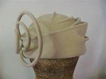 filcový klobouček č.7701