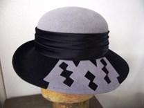 Filcový klobouk č.6849
