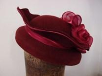Filcový klobouk č.5975