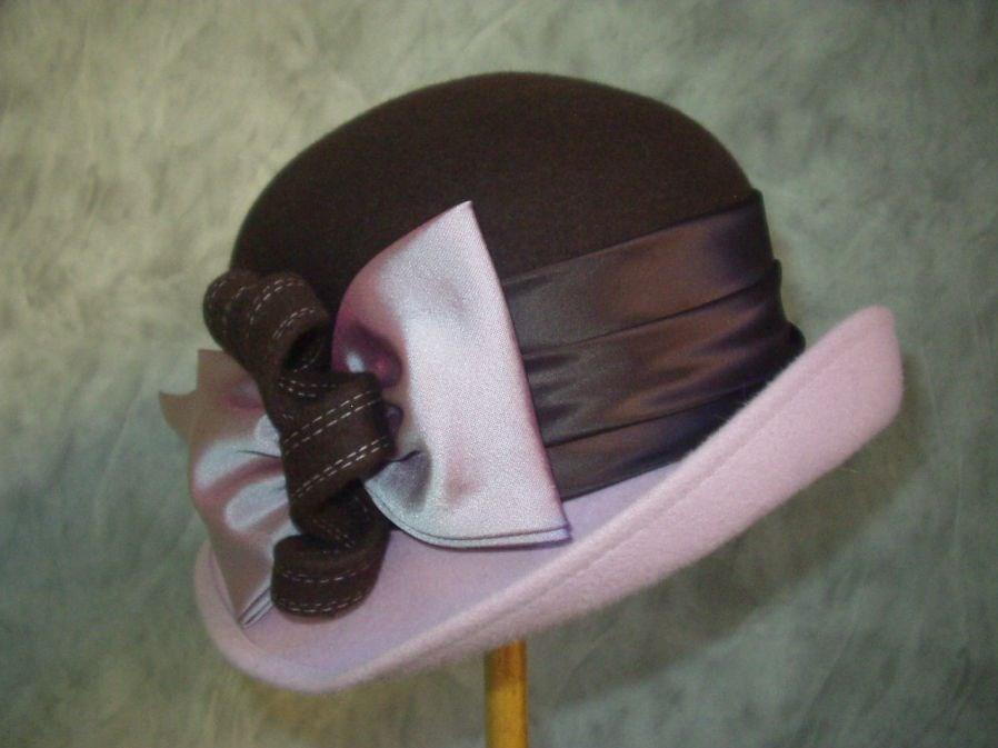 Filcový klobouk č.3452