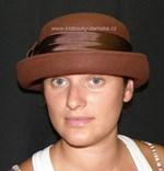 Filcový klobouk č.4358