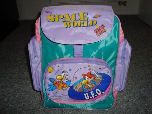 Krásný nový dětský batoh, do školky, na kroužky