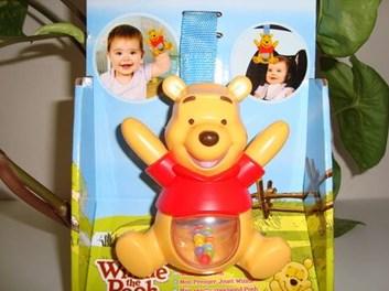 Chrastítko Medvídek Pú Disney