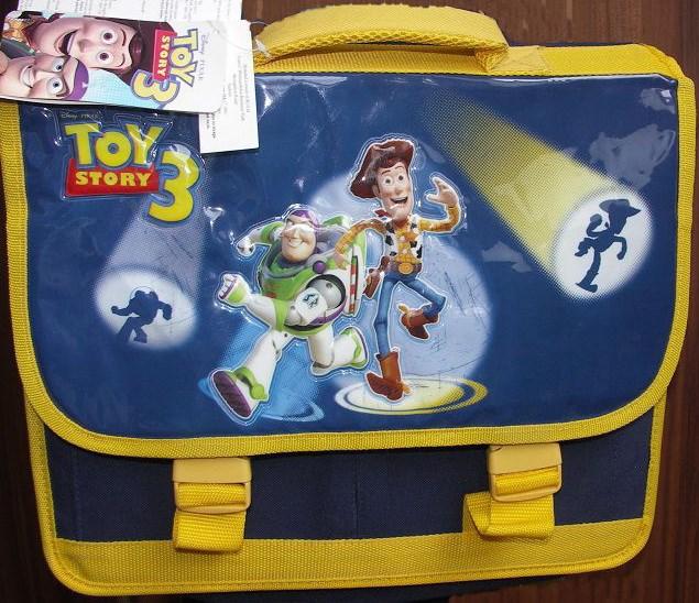 Školní aktovka, brašna, batoh Toy Story